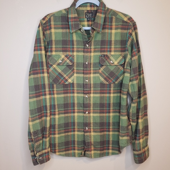 Obey Other - Obey Flannel Shirt